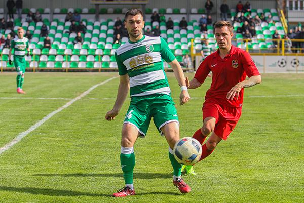 ФК Полтава терпит поражение на своем поле