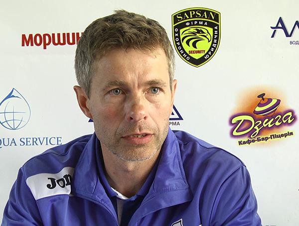 Роман Гнатив : Мы в каждой игре старались играть на победу.