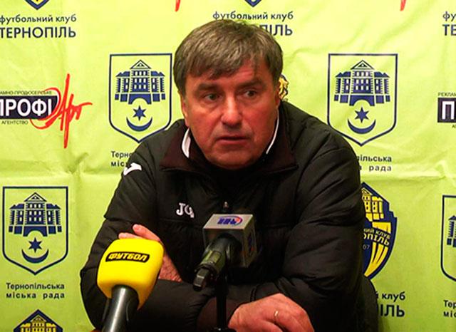 Послематчевая пресс-конференция Олега Фелорчука